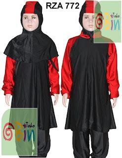baju renang muslim RZA 772