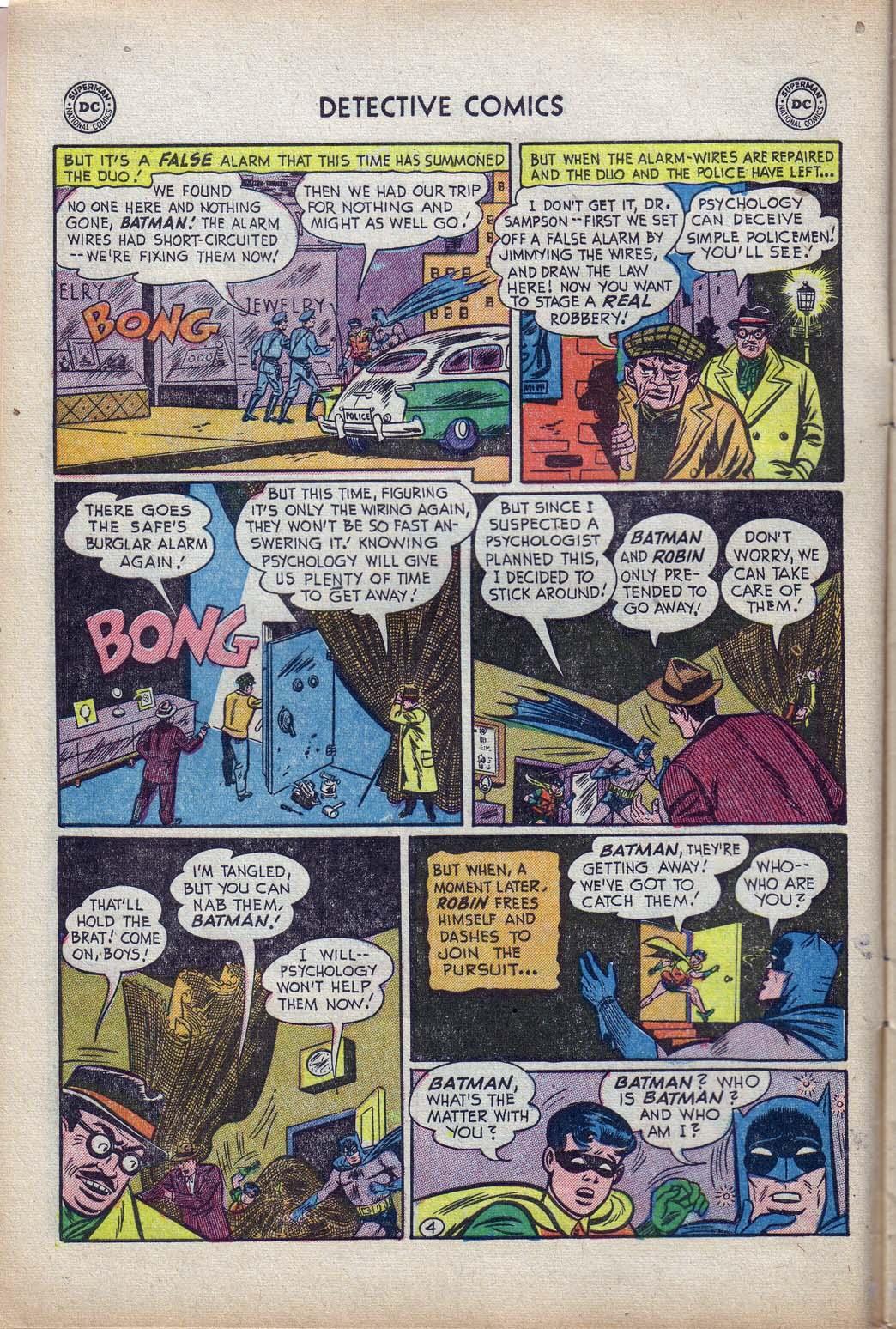 Read online Detective Comics (1937) comic -  Issue #190 - 6
