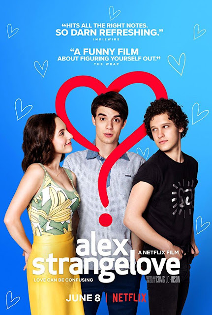 Alex Strangelove, film