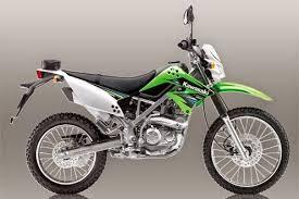 KLX 150S Hijau