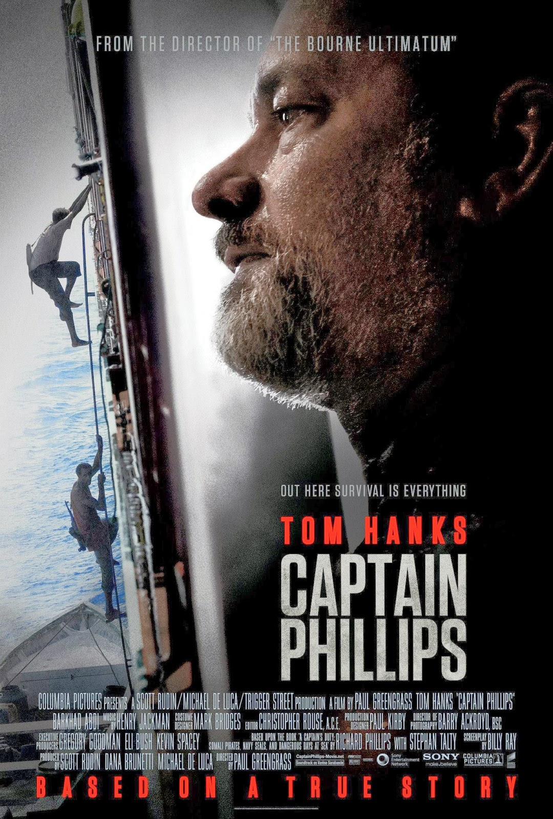 CAPTAIN PHILLIPS Family Movie Review - Your Family Expert