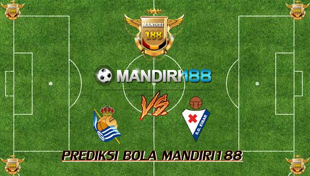 , AGEN BOLA - Prediksi Real Sociedad vs Eibar 6 November 2017