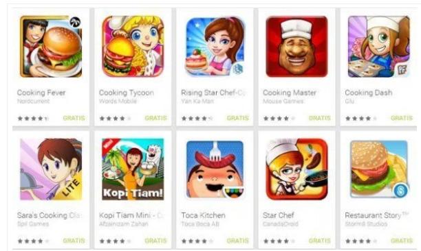 5 Game Android Memasak Terbaik 2016, Wajib di Coba