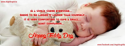 happy teddy day picture