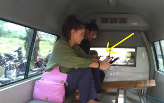 Bikin Merinding ! Ini yang Dilakukan Luna Maya di Dalam Mobil Jenazah Julia Perez, Gak Nyangka