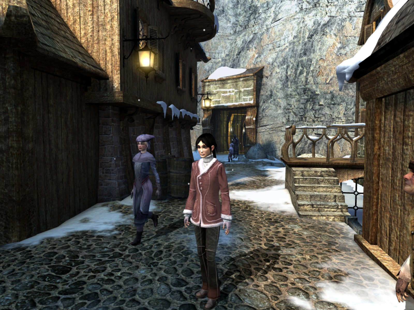 Dreamfall: the longest journey download (2006 adventure game).