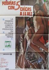 Podrías con cinco chicas a la vez? (1979) Ignacio F. Iquino