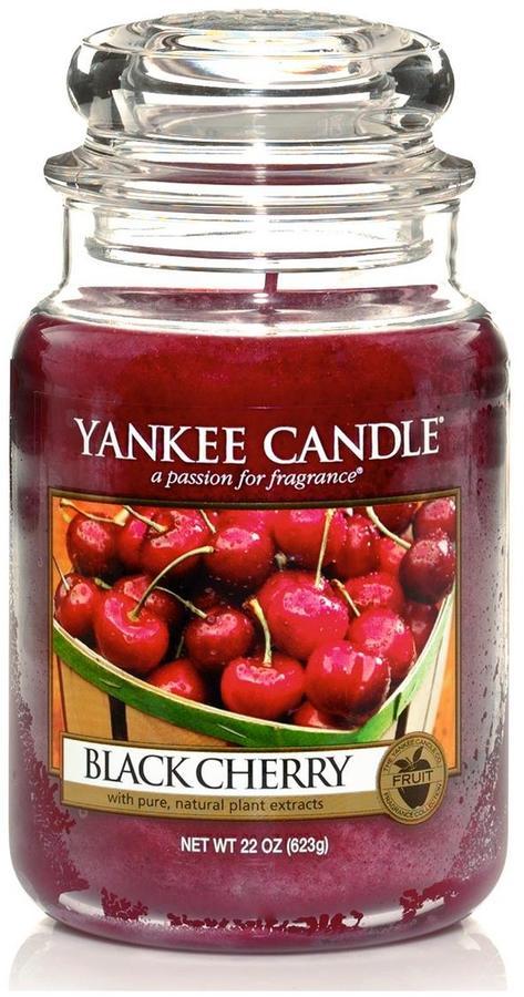 Yankee Candle Black Cherry