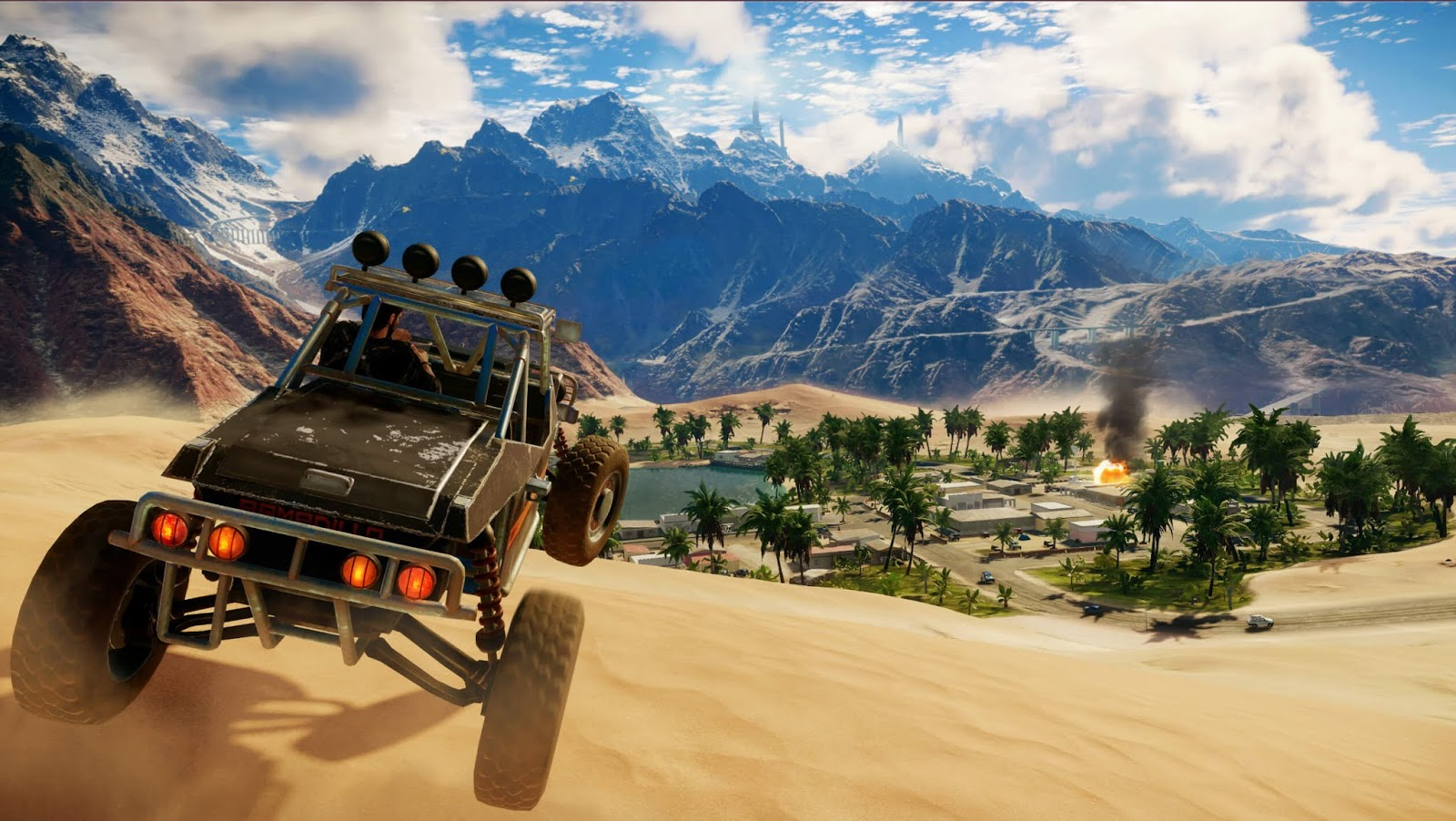 Just Cause 4 PC System Requirements, and Expansion Pass Revealed