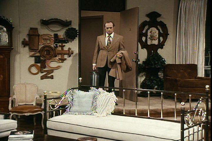 Bob Newhart Show Living Room