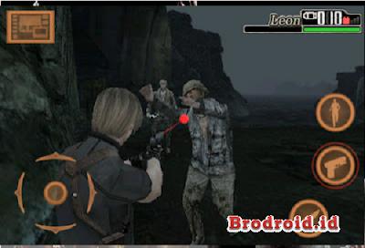Download Resident Evil 4 Mod Apk Data Terbaru