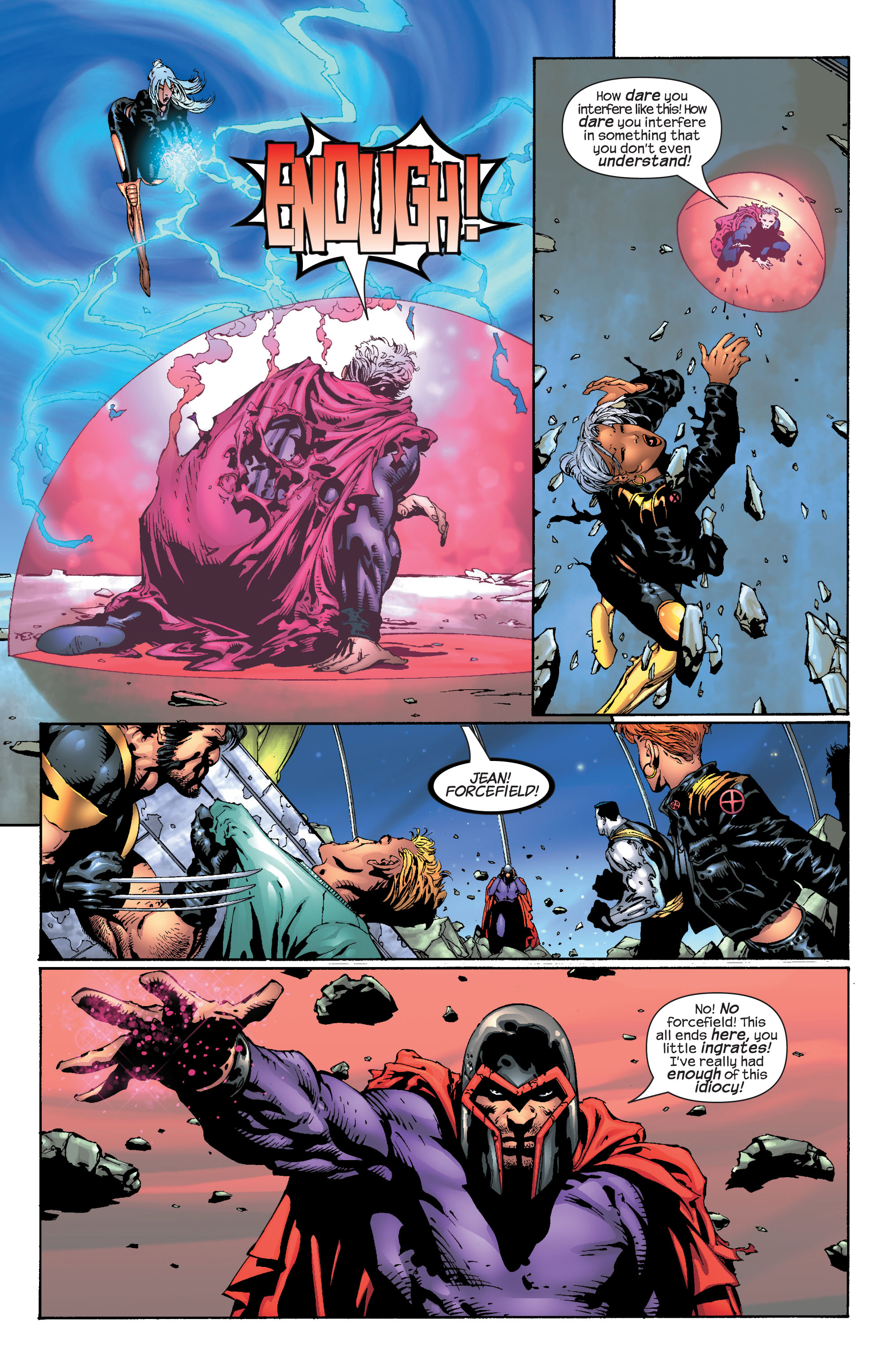 Read online Ultimate X-Men comic -  Issue #30 - 20
