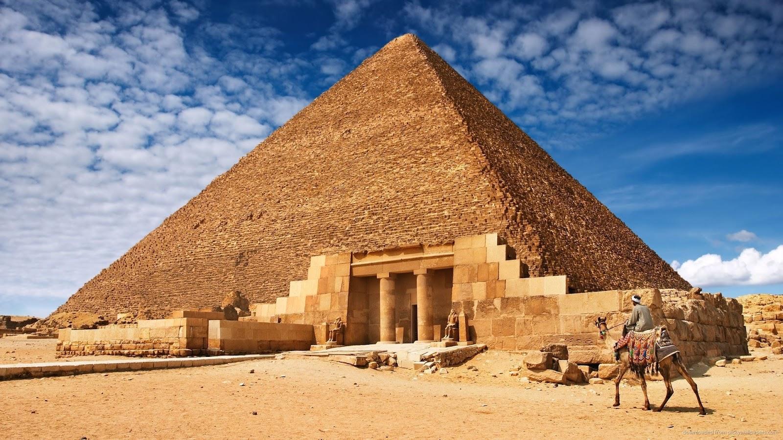 Ancient pyramids of Egypt: history, description and secrets 42