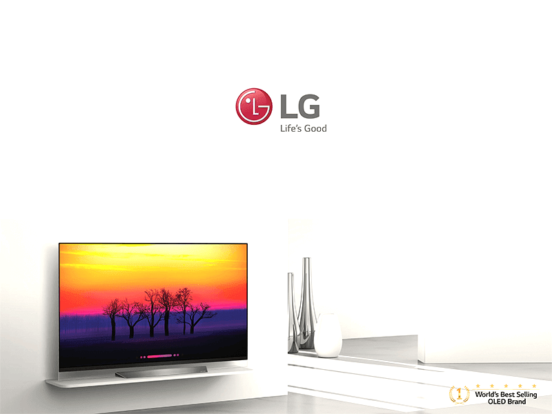 LG is the best selling OLED TV manufacturer in the world!