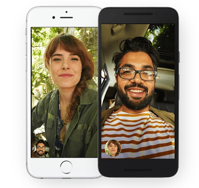 Google Duo 1.0.130018012.RC1_RC29 APK Free - Aplikasi Video Call Baru dari Google
