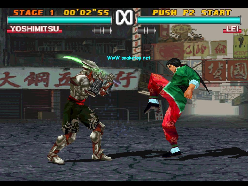 Gamefaqs Tekken 3