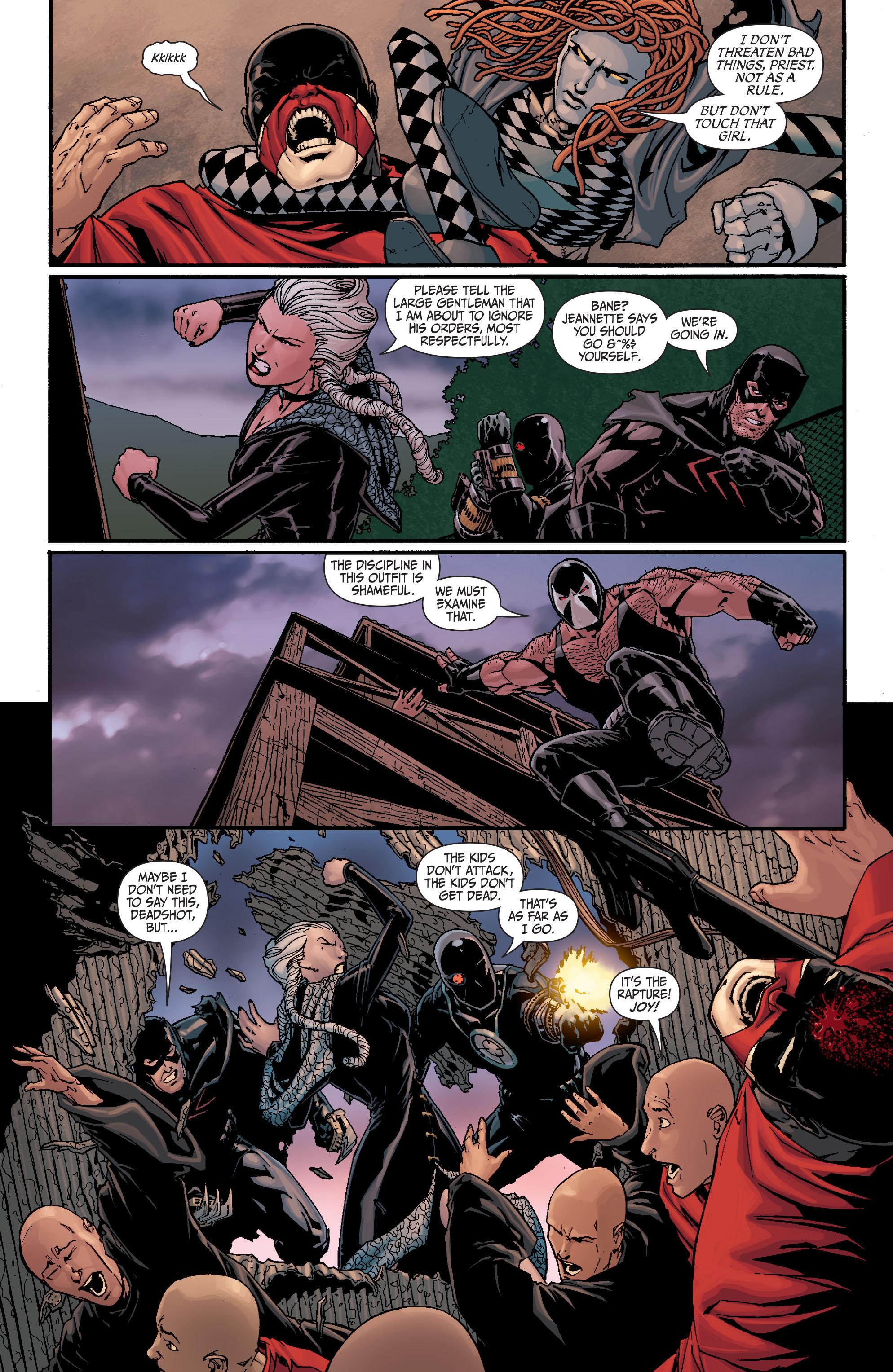 Read online Secret Six (2008) comic -  Issue #19 - 9