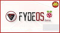 Chromium OS per Raspberry Pi 3B+ ⋆ FydeOS r72 [alpha]!