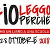 [#ioleggoperché] Da domani 20 ottobre e fino al 28, #ioleggoperché entra in azione. Donatori di letture, tocca a voi! Acquistate libri per le scuole, per i vostri bambini
