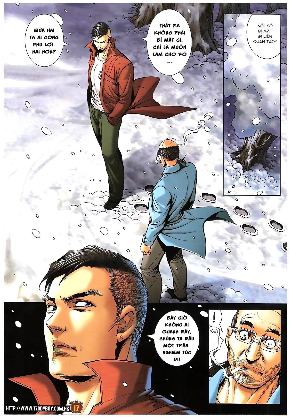 Người Trong Giang Hồ - Chapter 1613: Tuyết Địa Tranh Hùng - Pic 14
