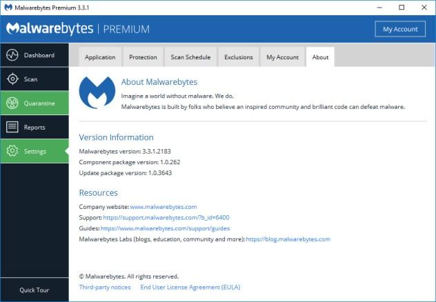 malwarebytes 3 pc lifetime