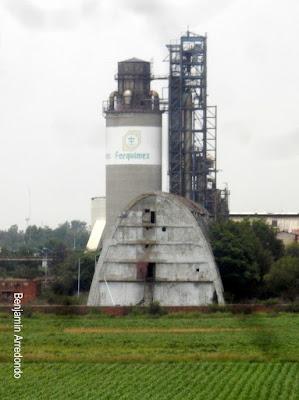 El Patrimonio Industrial: caso Salamanca, Guanajuato. Noticias en tiempo real