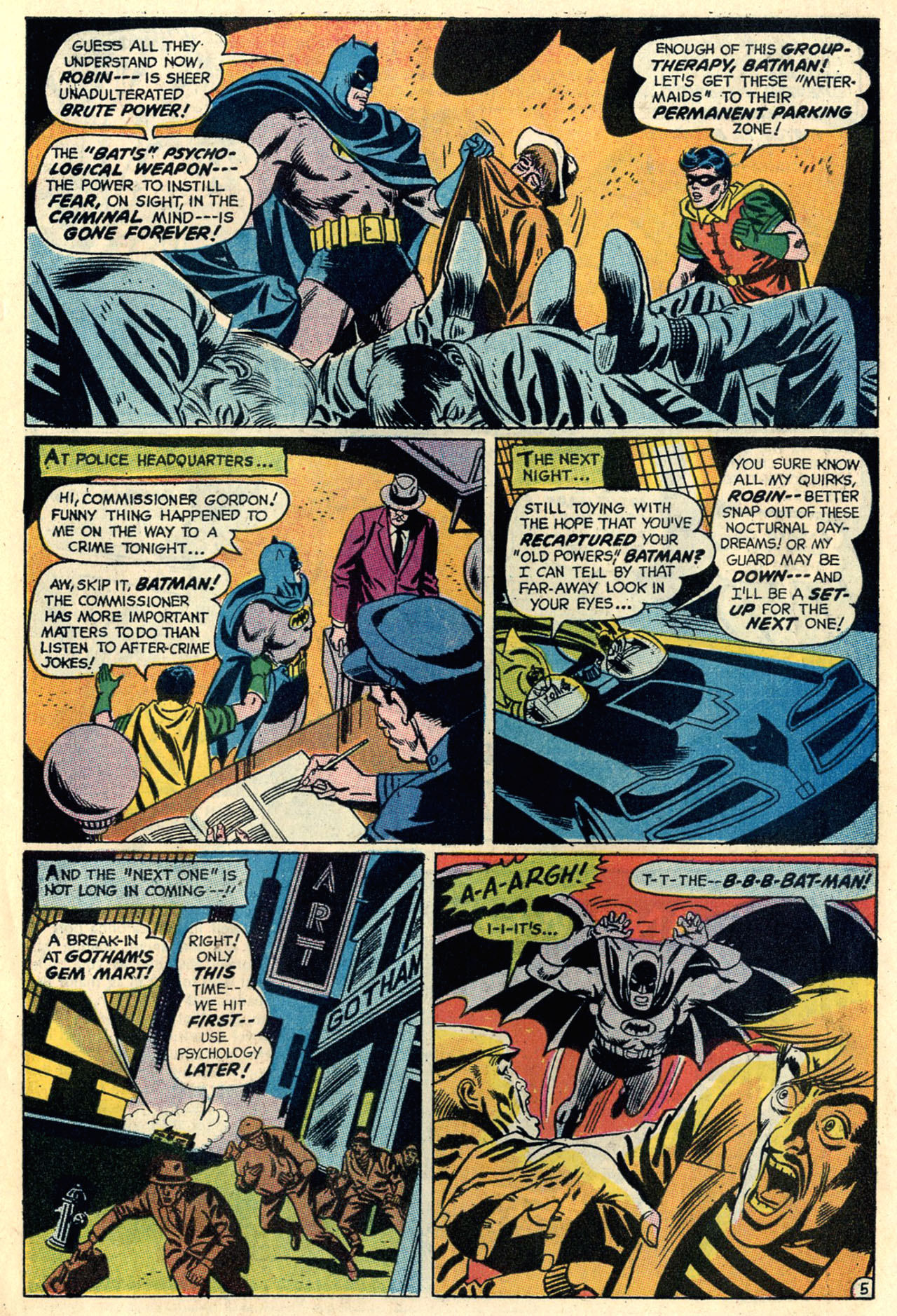 Detective Comics (1937) 389 Page 6