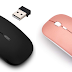 Amazon: $5.39 (Reg. $10.99) Rechargeable Wireless Mouse