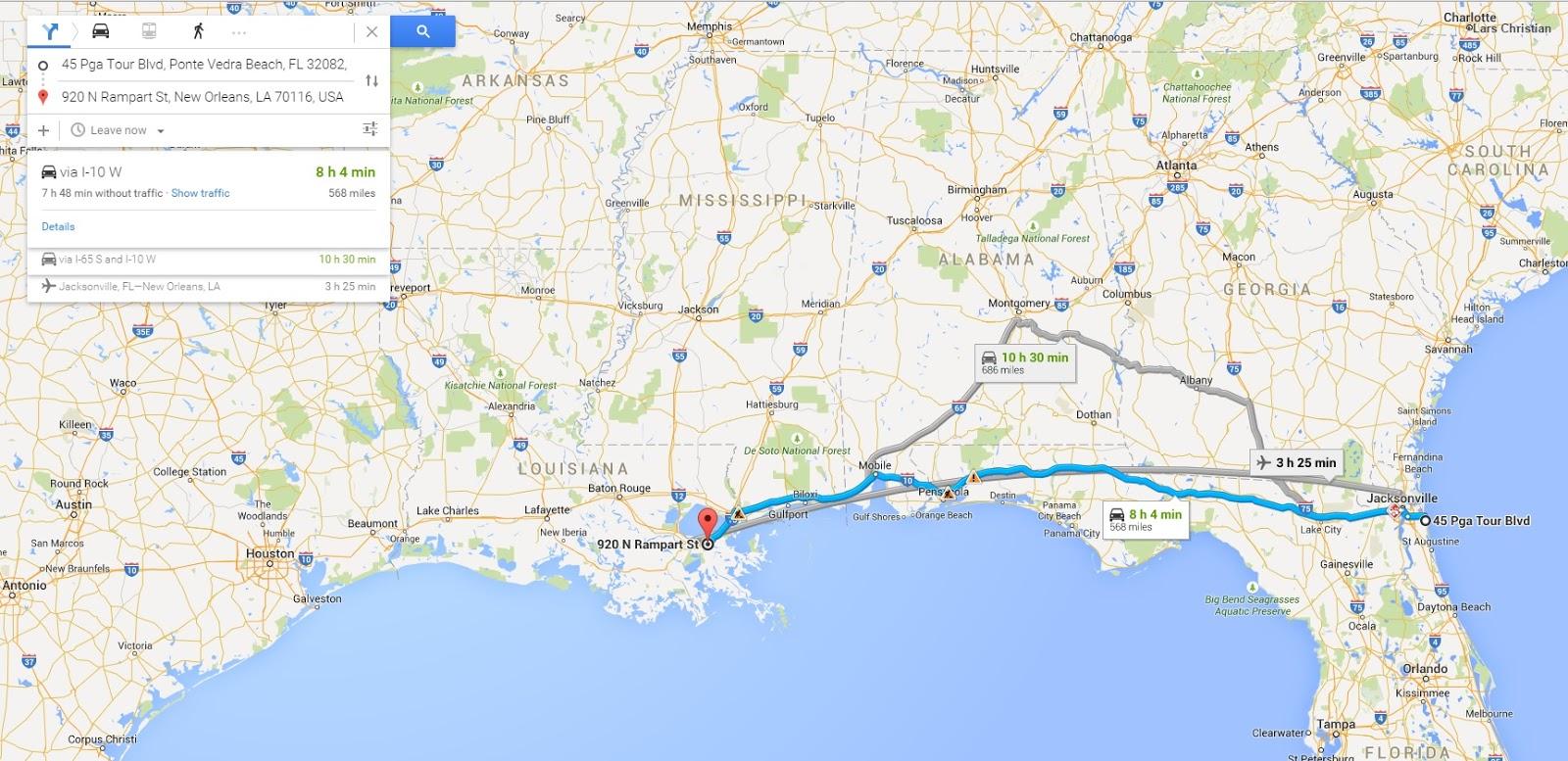 Lars Christian Gjosaether 24 Juni 2015 Jacksonville New Orleans