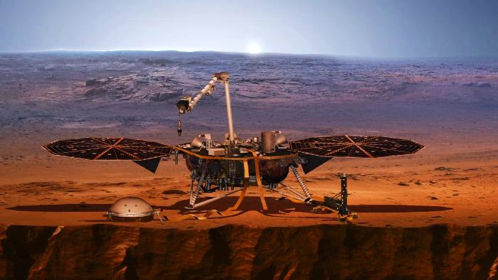 Why NASA's InSight Mission Can't Scratch Mars' Surface