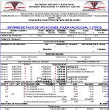 Programa en Excel para calcular  Vacaciones Petroleras Vencidas