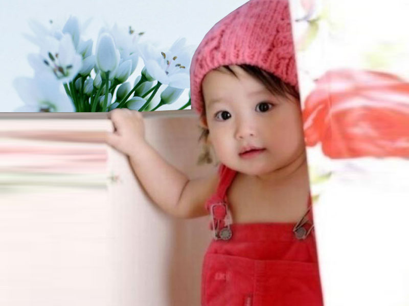 Wallpaper: Babies Are Face Of Angel