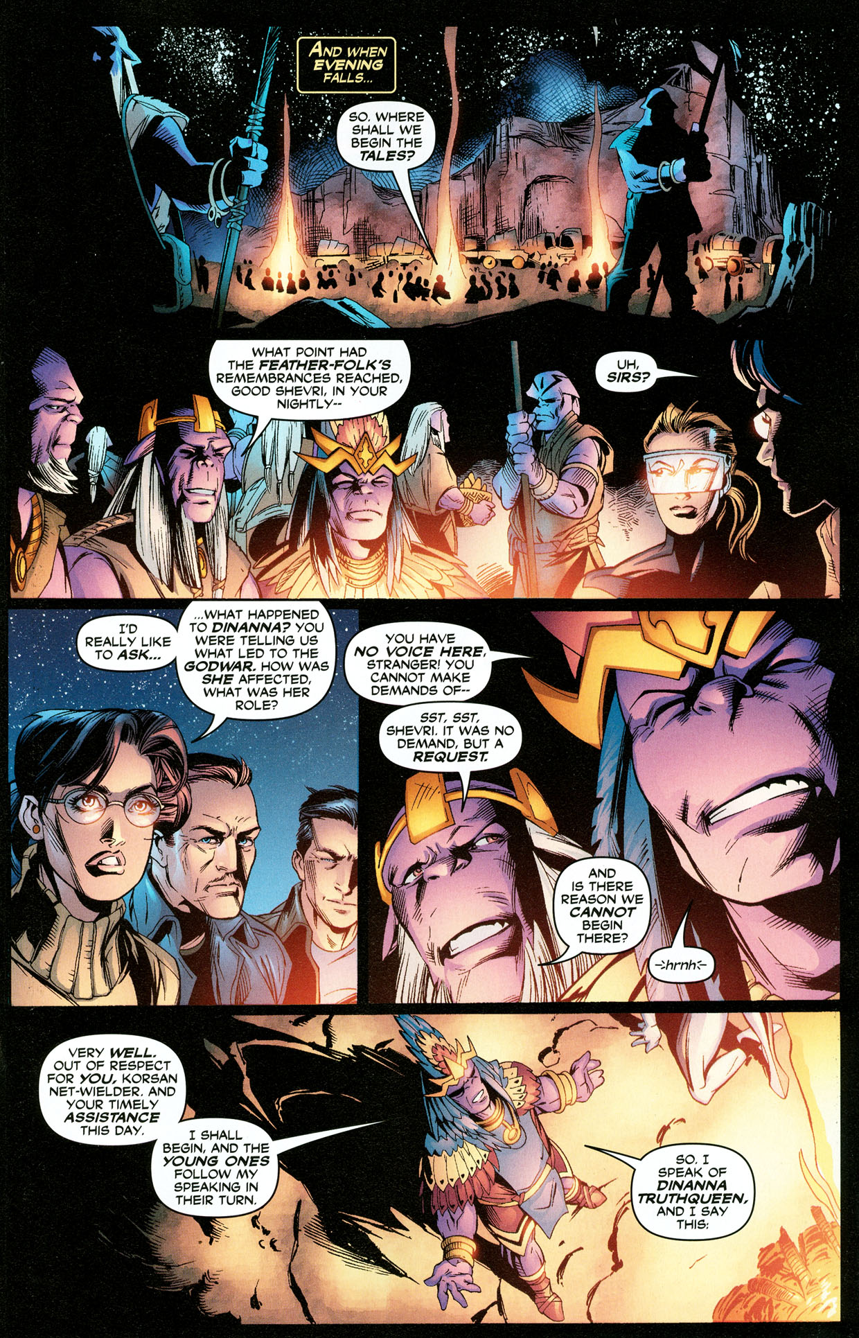 Read online Trinity (2008) comic -  Issue #32 - 12