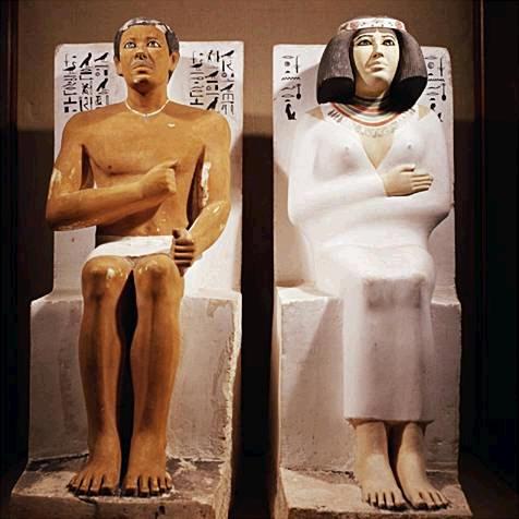 Rahotep y nofret comentario aula de historia for Apri le foto del piano