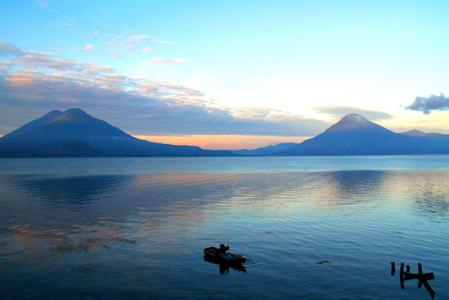 traveling the world for a year-Lake Atitlan