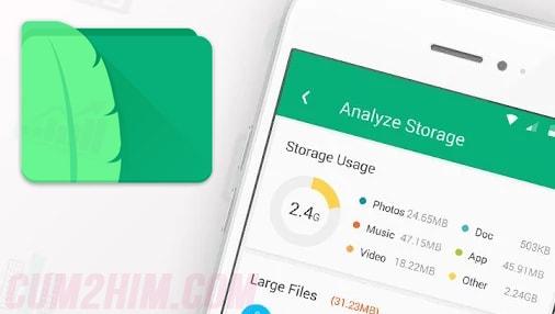 File Manager (Transfer File) Super Cepat v2.0.0.1039 Apk Terbaik
