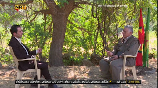 تردد قناة nrt hd الكردية