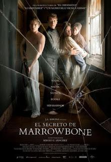 """""""El secreto de Marrowbone"""" (Sergio G. Sánchez, 2017)"""