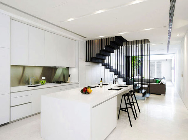 minimalist iç mekan tasarımları