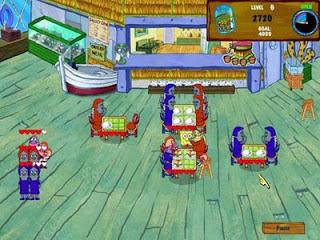 SpongeBob SquarePants Diner Dash 2 Full Version