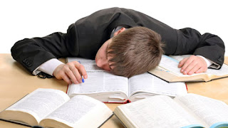 Gambar Tips Menghilangkan Kantuk Ketika Belajar