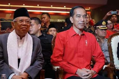 Jokowi-Ma'ruf Amin Diprediksi Kalah di DKI, Jabar, Jateng dan Jatim