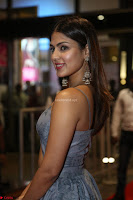 Rhea Chakraborty in a Sleeveless Deep neck Choli Dress Stunning Beauty at 64th Jio Filmfare Awards South ~  Exclusive 100.JPG