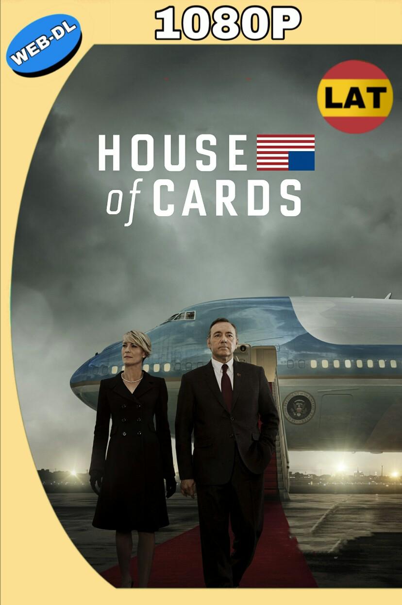 HOUSE OF CARDS TEMPORADAS 01 AL 06 NF WEB-DL 1080P LATINO-INGLES MKV