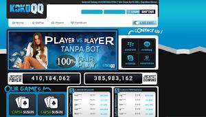 Situs Poker Online Terpercaya Cuma di Kokoqq.com