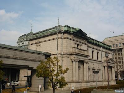 日本銀行大阪支店広報