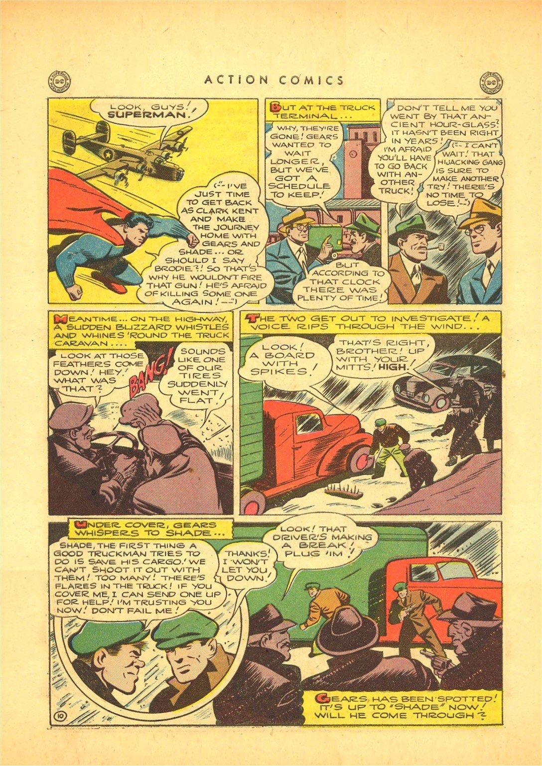 Read online Action Comics (1938) comic -  Issue #87 - 11