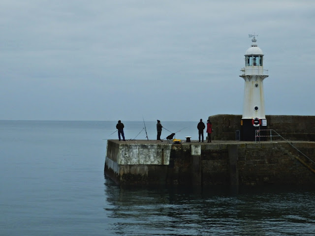 Mevagissey Lighthouse built 1896