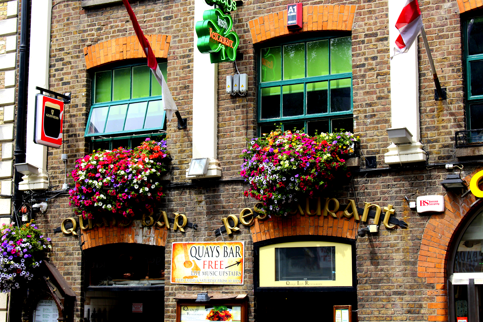 Dublin, Temple Bar, Ireland