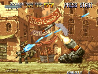 Metal Slug 2 Game Free Download Highly Compressed